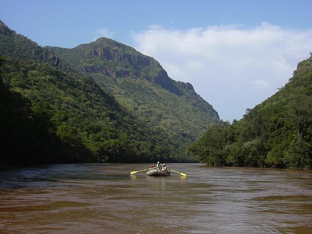 remote river expeditions